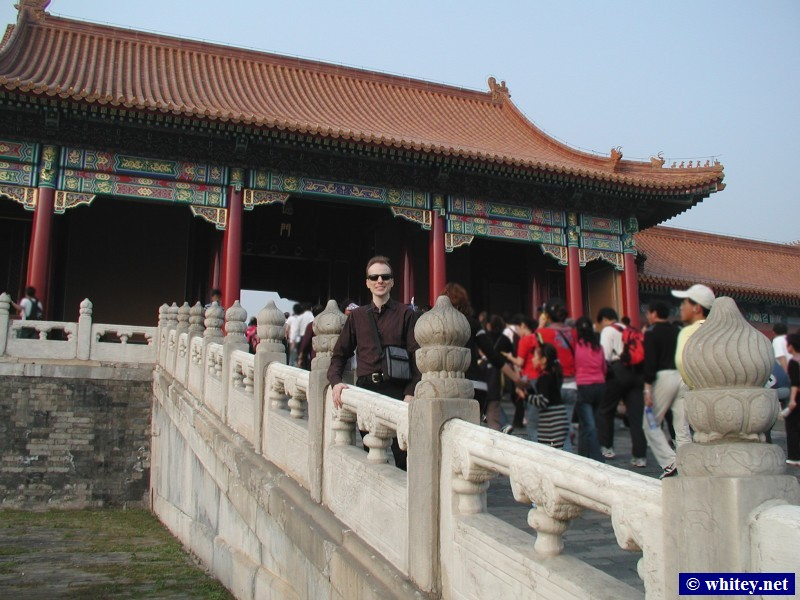 Andrew, Forbidden City, 北京, 中國.  故宫.
