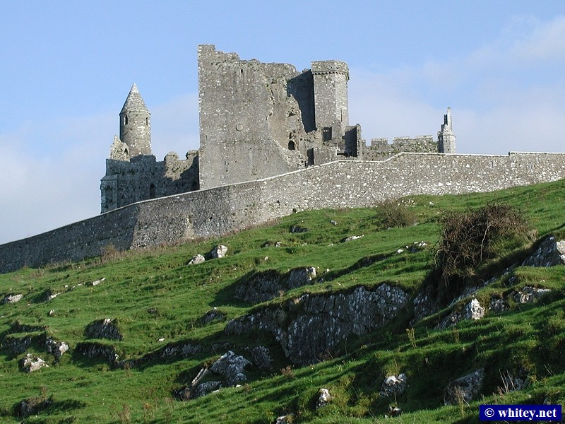 Rock of Cashel, 爱尔兰.