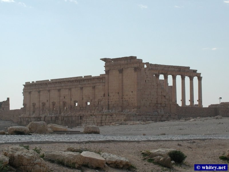 Temple of Bel, Пальмира, Сирия.