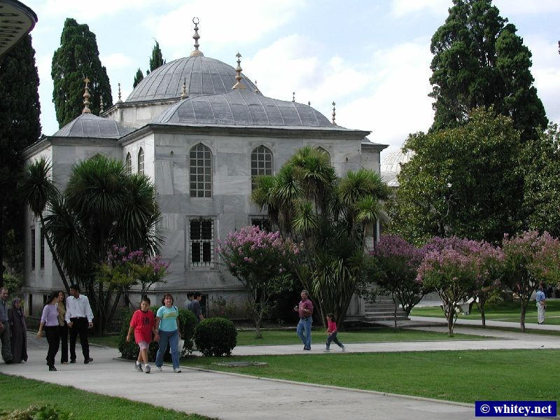 Part of the Topkapi Palace, إسطنبول, تركيا. / Topkapı Sarayı.